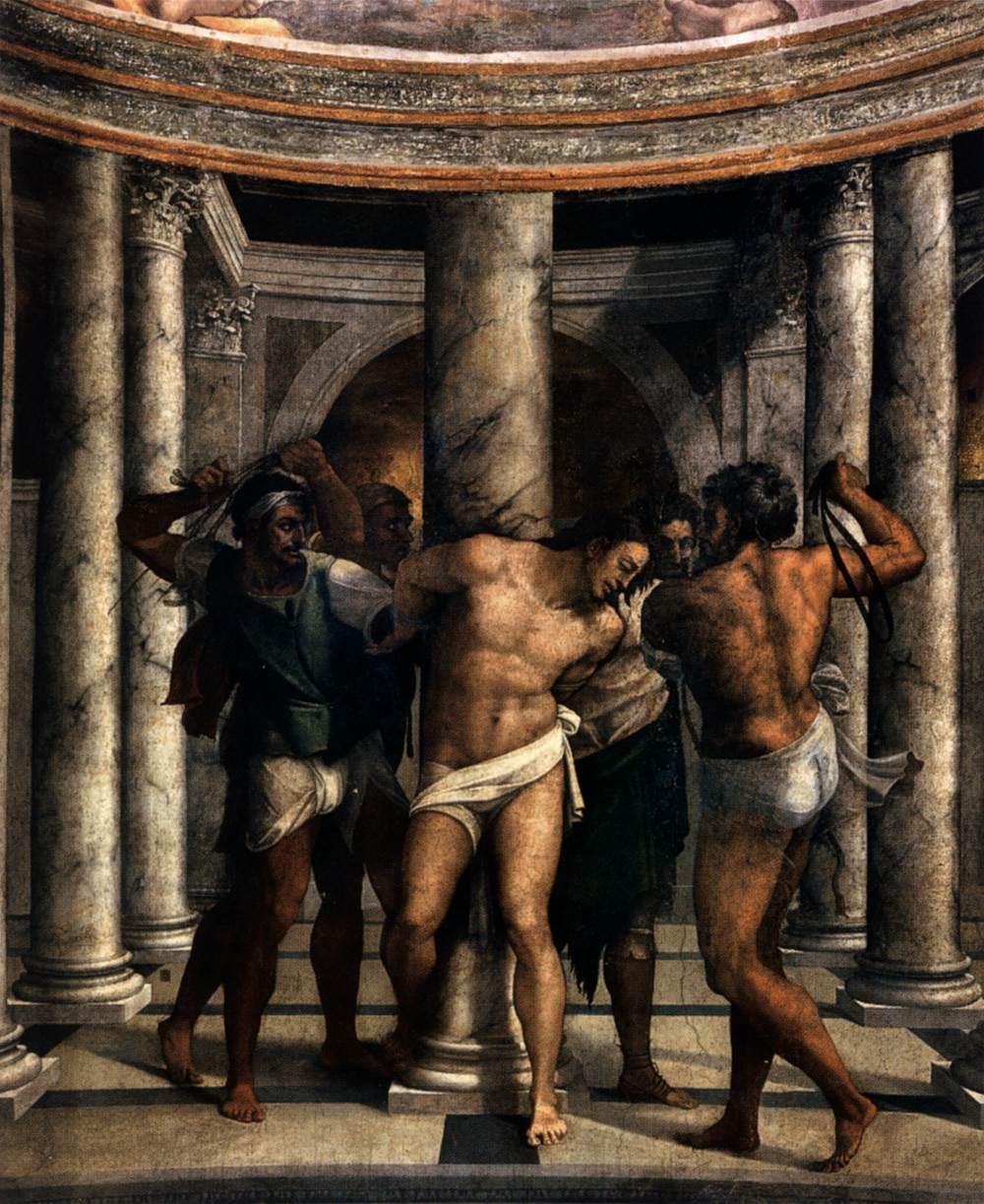 Sebastiano del Piombo's Flagellation in San Pietro in Montorio